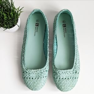 WHITE MOUTAIN Flat & Loafers Mocassin Shoes